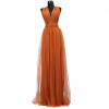 Rochie lunga cu tulle 23h Events 10