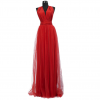 Rochie lunga cu tulle 23h Events 12