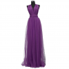 Rochie lunga cu tulle 23h Events 15