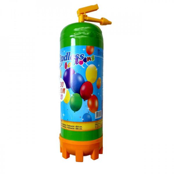 mini butelie heliu pentru umflat baloane