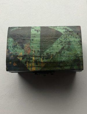 Cufar Verde Inchis