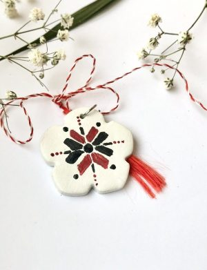 "Martisor Pictat Manual ""Traditional"", AHGL12776"
