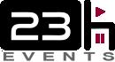 23h Events logo 130px tns alb 1