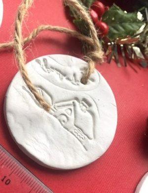 Ornamente Handmade De Craciun – Poveste de Iarna, AHGL12747