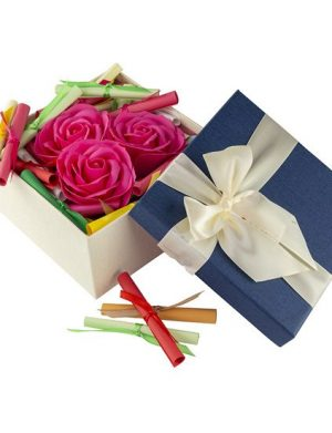 30 Motive Sul Cu Trandafir Săpun