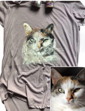 """Tricou """"Pisica"""", AHGL1204"""