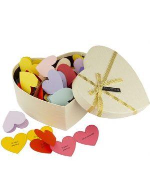 50 Motive Te Iubesc Inimă Mama, mesaje-inima, diverse modele, cadou mama, multicolor