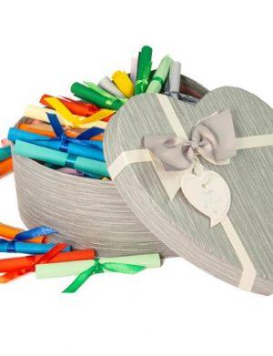 50 Motive Te Iubesc, mesaje-sul, diverse modele, cadou iubit(a), multicolor