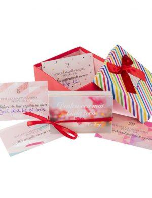 52 Motive Ești Cea Mai Bună Soră, diverse modele, cadou sora, multicolor