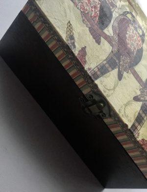 Cufar Bufnita colorata 2, AHGL12224