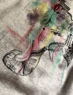 """Bluza """"Elefant"""", AHGL1234"""