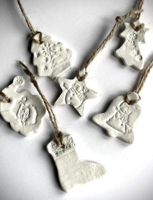 Ornamente Handmade Mos Craciun