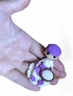 Set tavita mot cu meserii miniatura pentru fetite, AHGL13267