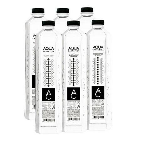 Aqua Carpatica plata bax 6 buc. 23h Events