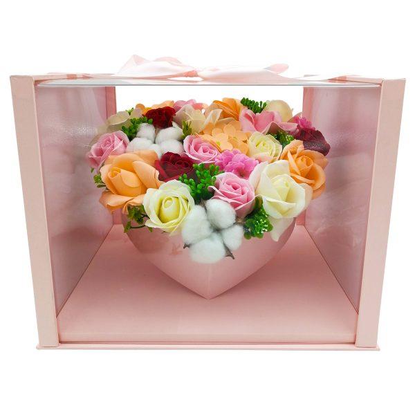 Aranjament trandafiri sapun 23h Events