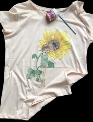 "Tricou ""SunFlower"", AHGL12951"