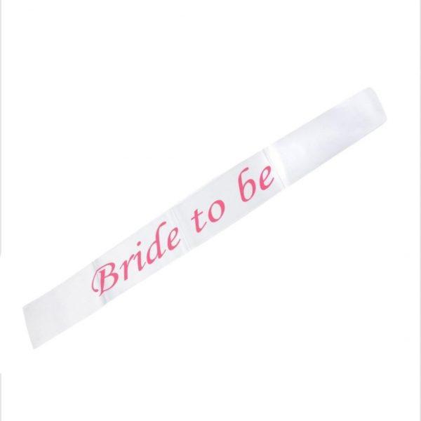 Banderola Bride to be