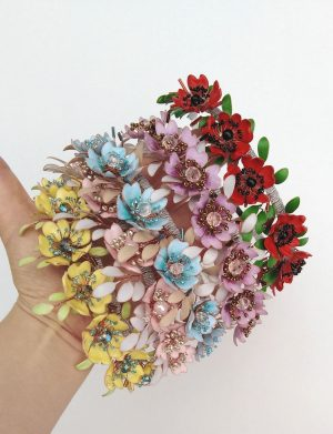 Diadema Rose – multicolor NMCJ025