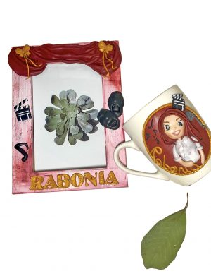"Set fimo (cana si accesorii) "" Theater"", decorata manual, AHGL13370"