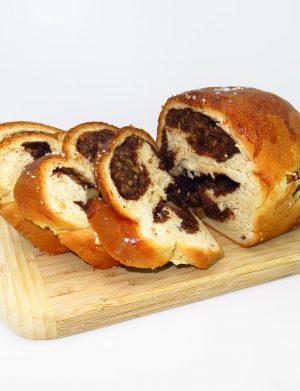 Cos cadou Paste, Multumire Nasi Traditional, 8 piese, produse naturale, ILIF1410
