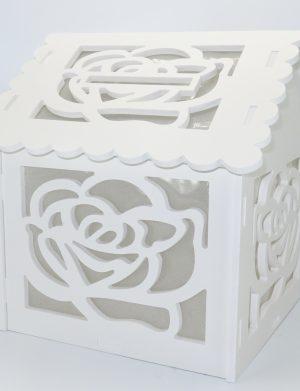 Cutie dar nunta, din lemn – ILIF1818