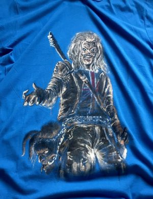"Tricou ""Iron Maiden-Edie The Head"""