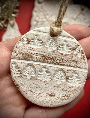 Ornamente Handmade De Craciun – Bradut, AHGL12749