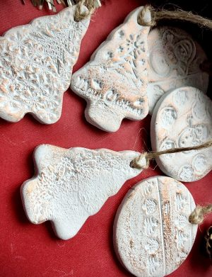 Ornamente Handmade De Craciun Bradut