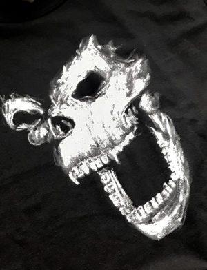 """Tricou """"Craniu de maimuta"""""""