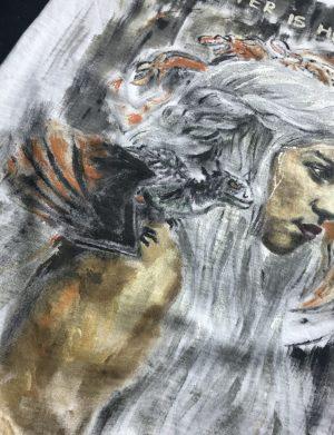 """Tricou """"Khaleesi"""", AHGL12915"""