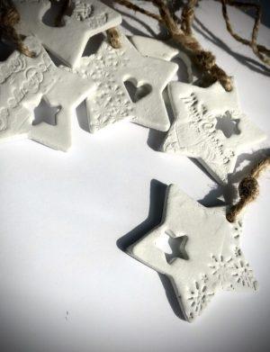 Ornamente Handmade De Craciun Stea
