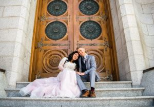 Eveniment la patrat, nunta si botez in acelasi timp