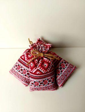 Marturie saculet de lavanda model traditional,AMB26031