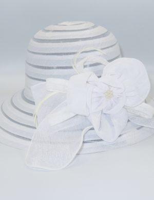 Palarie pentru dezgatitul miresei, palarie Clop – ILIF1810