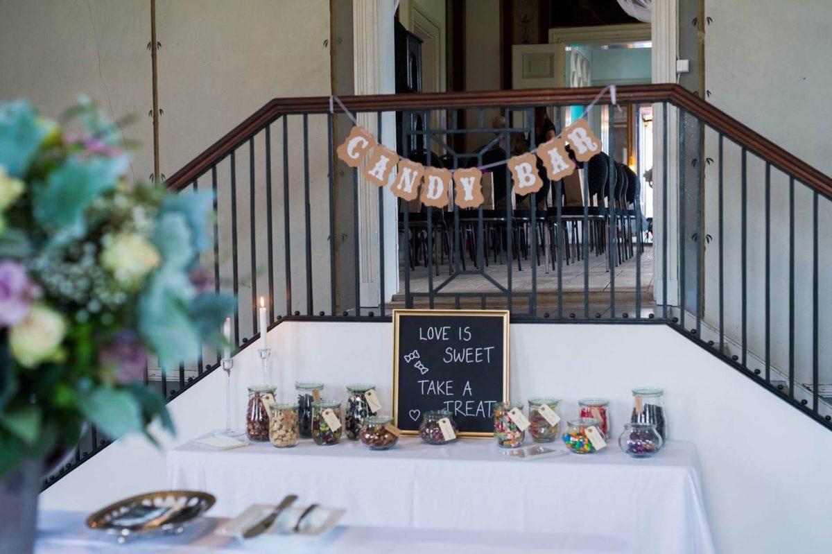 Idei de candy bar pentru nunta