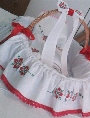 Cosulet de cadouri pentru bebe LLDJ122