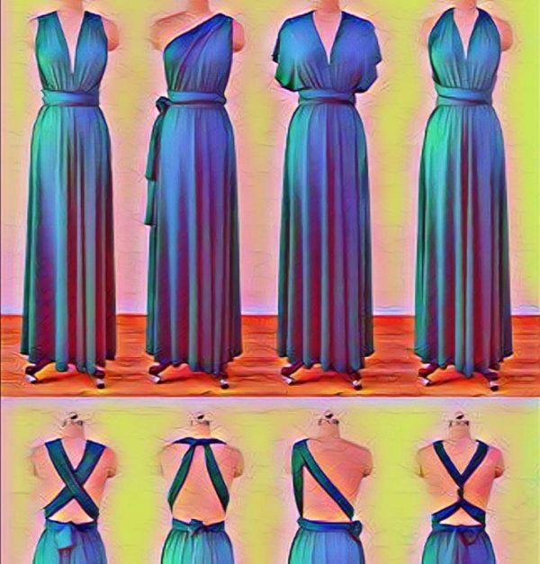 Moduri de prindere a rochiei 2