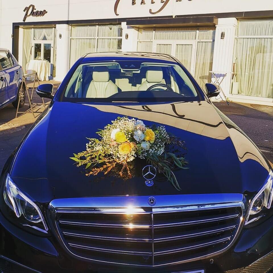 Premium chauffeur drive 23h events 2
