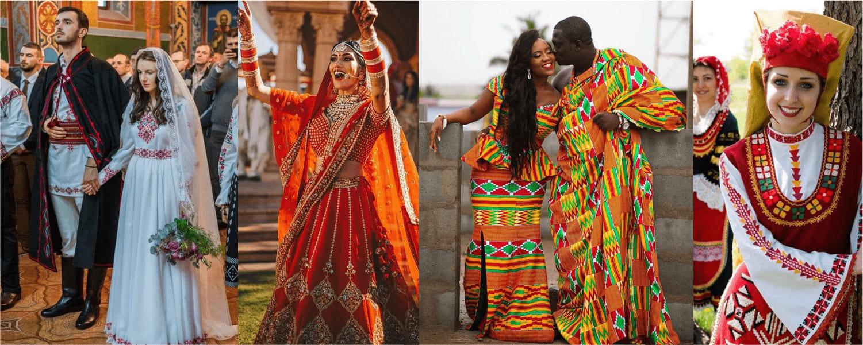 You are currently viewing Vezi cum arata rochia de mireasa traditionala in 27 de tari din jurul lumii