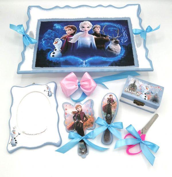 Set Tavita Mot Elsa aniversare 1 an 23h Events 2