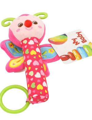 Set cadou bebelusi Daddy keep calm and call mommy fetita-baietel, 6 piese, ambalat in cutie de cadou cu fereastra de vizitare – ILIF006