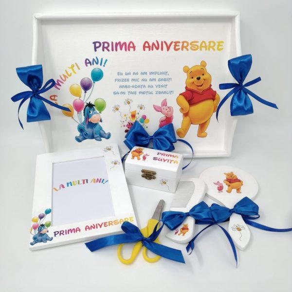 Set tavita mot Winnie The Pooh aniversare 1 an turta 23h Events 2