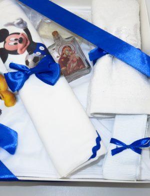 Trusou botez Mickey, 8 piese – ILIF185