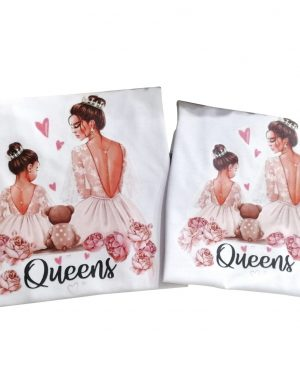 Set 2 tricouri mama-fiica,  ACD1625