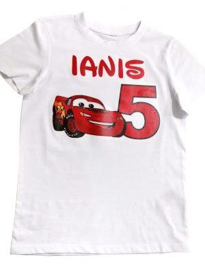 Tricouri personalizate aniversare