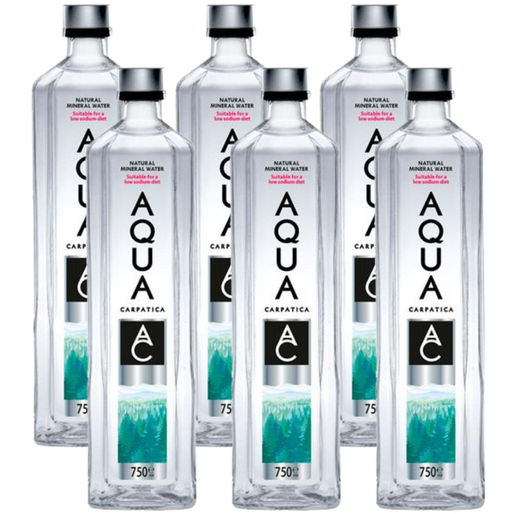 aqua carpatica sticla 075 l