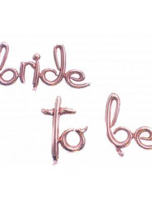 Baloane Folie Bride To Be, ILIF164