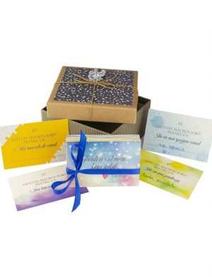 52 Motive Ești Cel Mai Bun Iubit, mesaje si cutii sub diferite forme, cadou iubit, multicolor