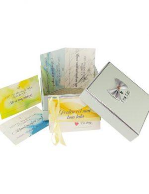 52 Motive Ești Cel Mai Bun Tată, mesaje si cutii cu forme diferite, cadou tata, multicolor
