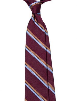 Cravata matase visinie model dungi